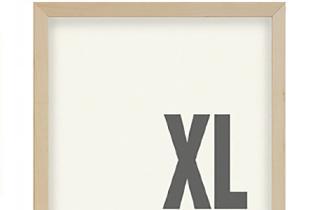 Stor Billedramme XL