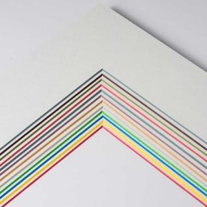 1,7 mm ColorCore Passepartout efter mål