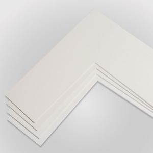 1,4 mm Standard-Passepartout med individuel tilpasning