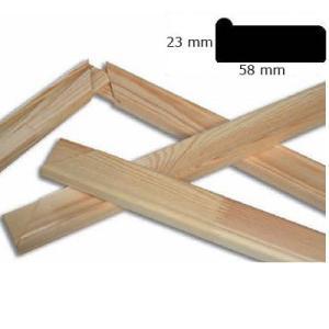 Kilerammelister 5,8x2,3 cm