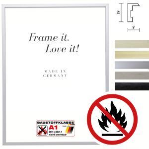 """Klassificeret Standard A1 Brandbeskyttelsesramme """"Econ eckig"""""""
