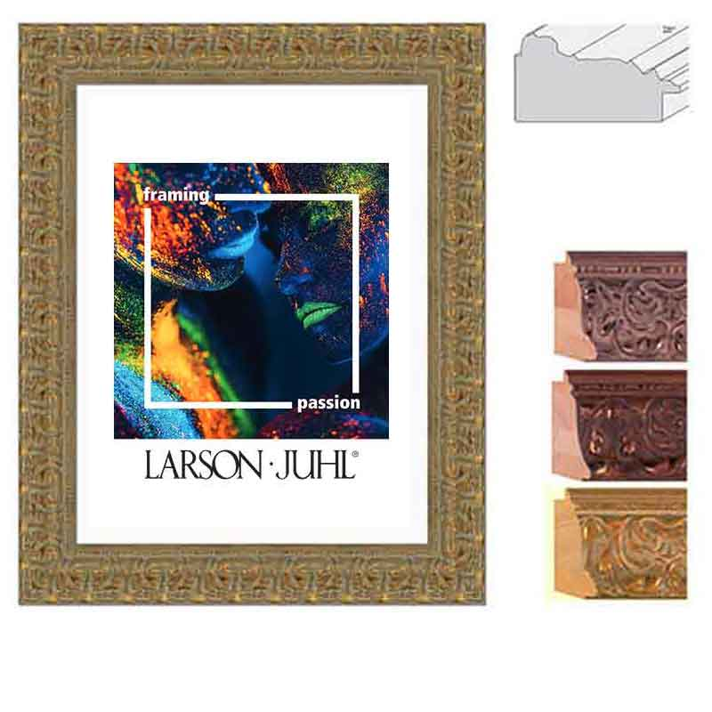 Barokrammer PRAGUE Bredde - 9,1 - Specialtilpassset