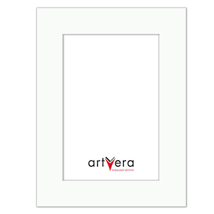 1,4 mm Museum-Passepartout med individuelle mål