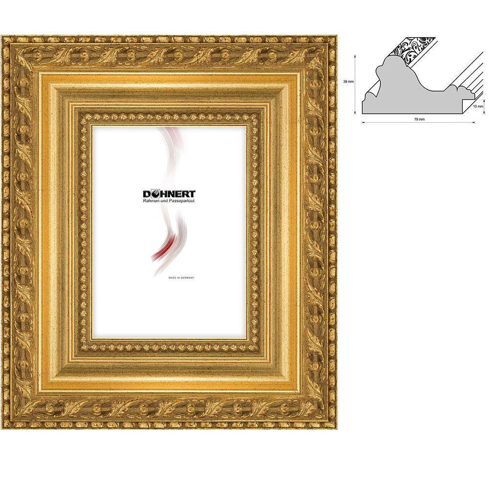 Barokramme-efter mål Tower Hill