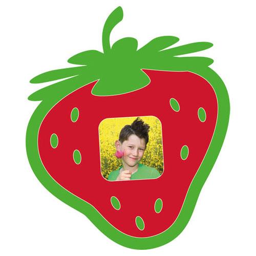 "Motiv-Passepartout ""Jordbær"""