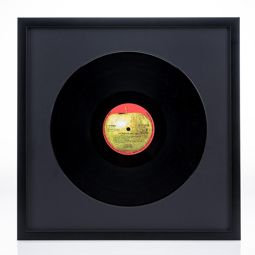 """Træramme """"Figari"""" til LP'er"""