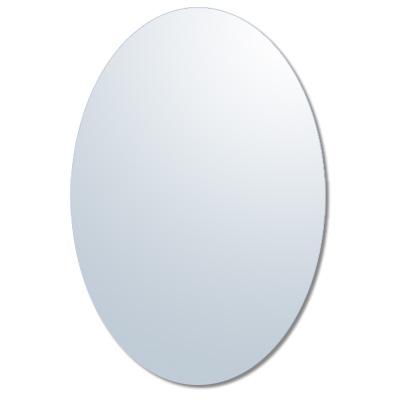 Ovalt erstatningsglas til billedrammer