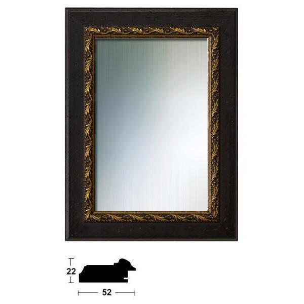 Spejlramme Chambéry efter mål