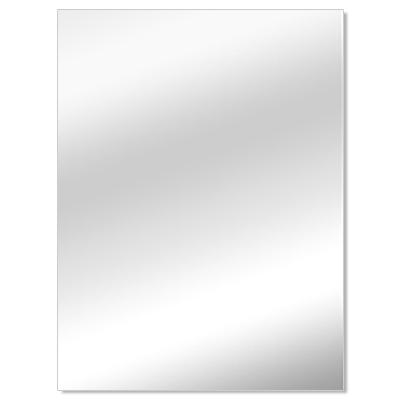 Spejl, 3 mm - erstatningsglas til billedrammer