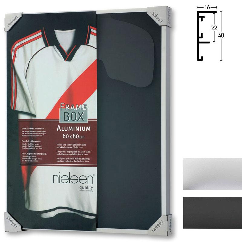 FrameBox II - Billedramme til trøjer