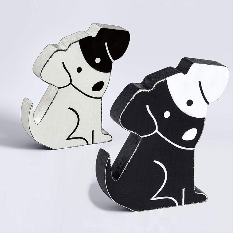 Dekorationsfigur - hund