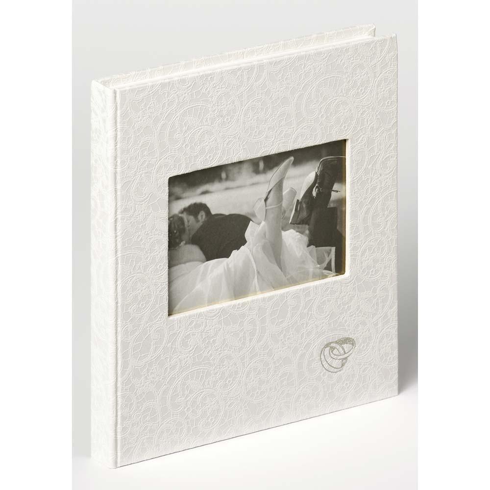 """Bryllupsgæstebog """"Music"""", 144 sider"""